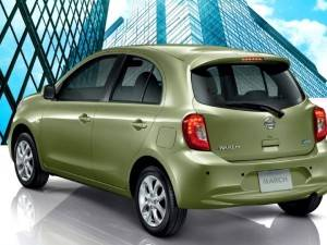 Nissan (micra) March 2014