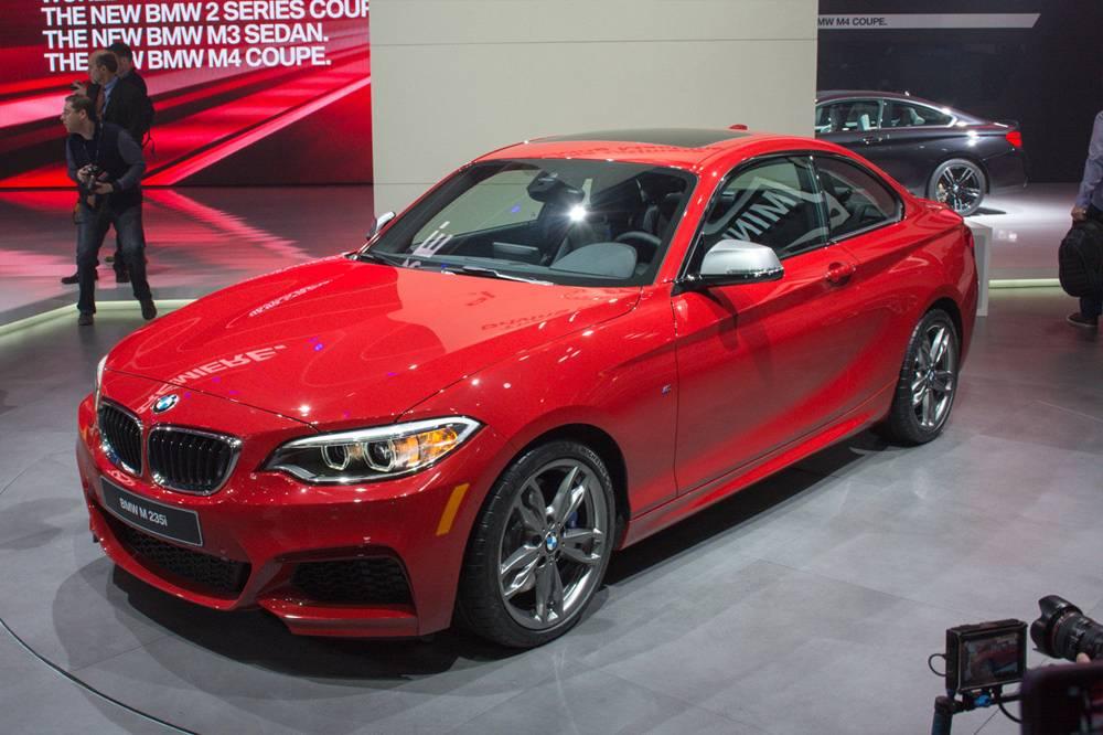 фото BMW 2 купе