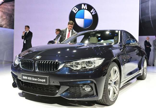 фото BMW - 4-Series GranCoupe 2014