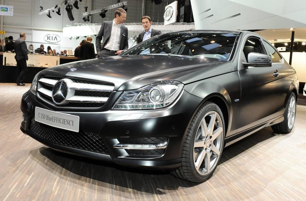 фото Mercedes s женева 2014