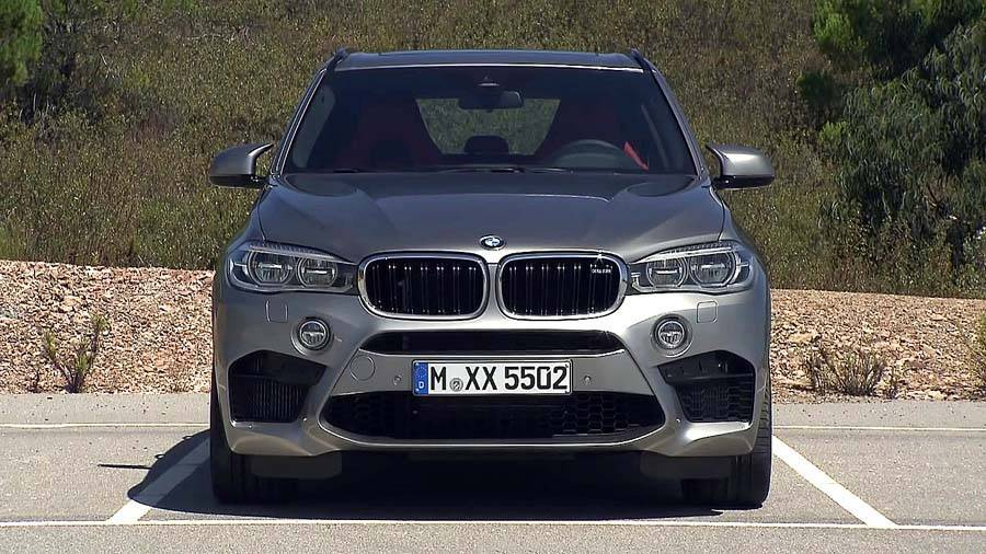 фото BMW X5M 2015-2016