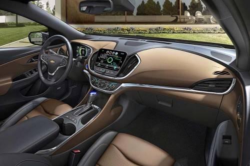 photo Chevrolet Volt 2 2015-2016