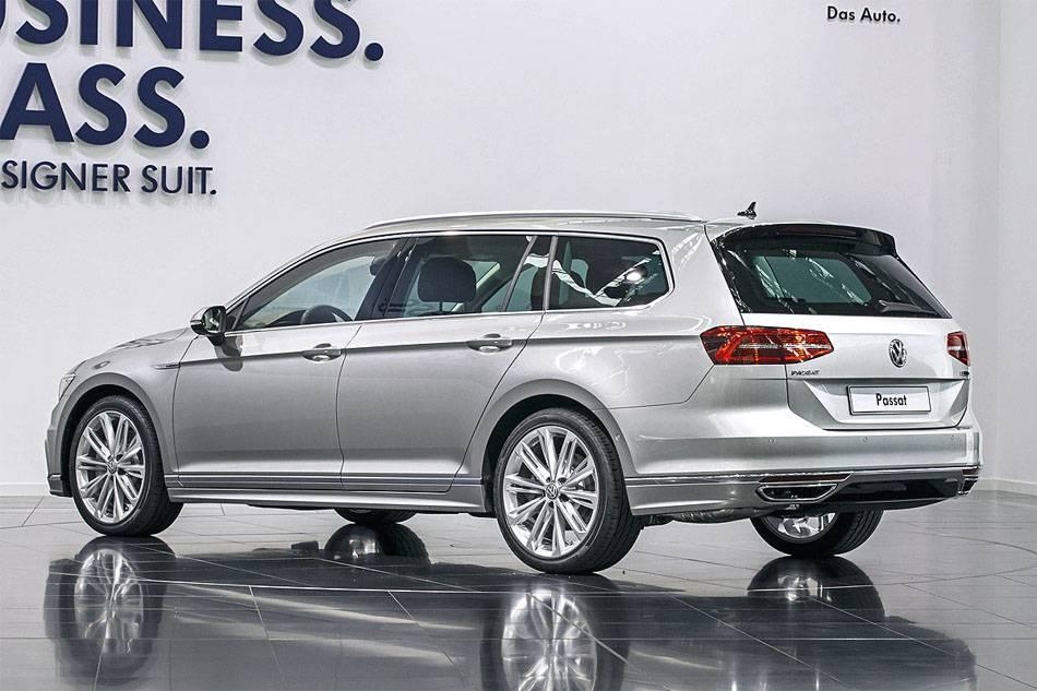photo new Volkswagen Passat B8 Variant
