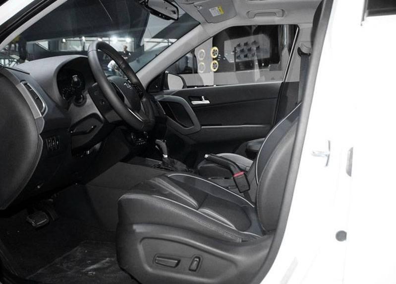 new Hyundai-ix25 foto