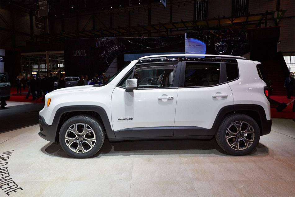 картинки Jeep Renegade