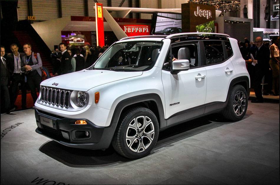 фото Jeep Renegade 2014-2015