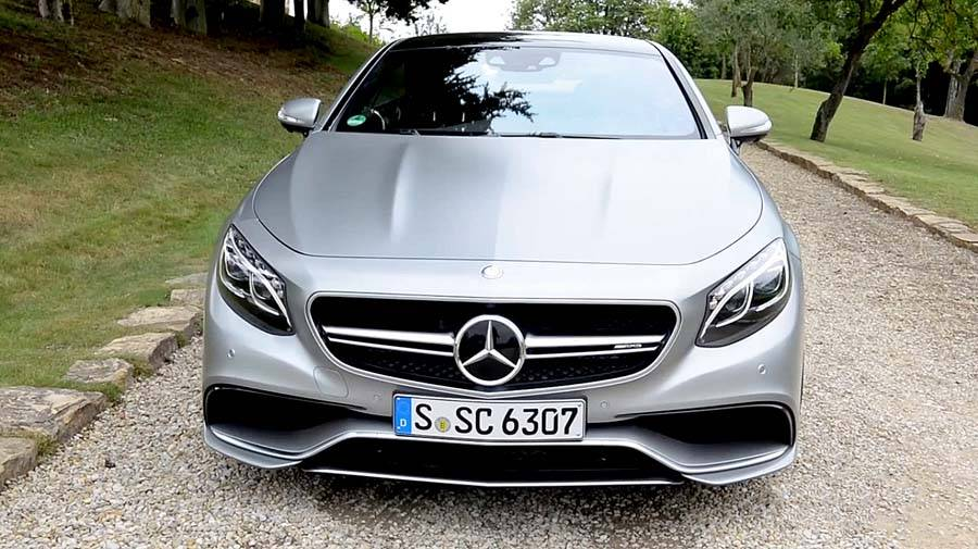 фото Mercedes-Benz S-Class Coupe 2015