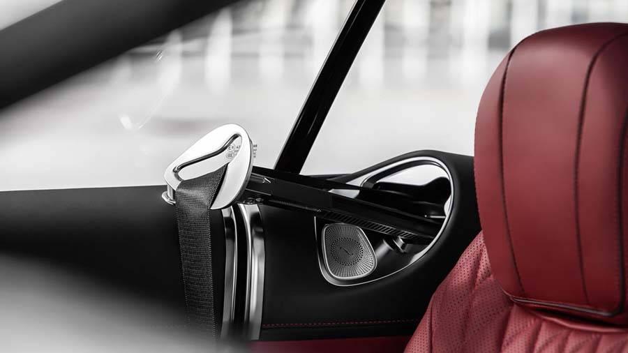 фото нового новинки Мерседес S класс купе