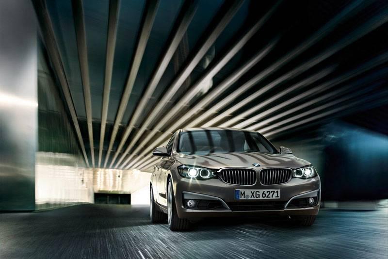 фото BMW 3 GT 2014