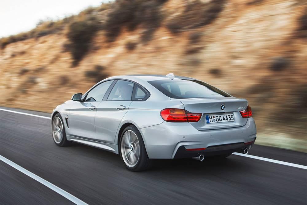 картинки BMW 4 Gran Coupe 2015