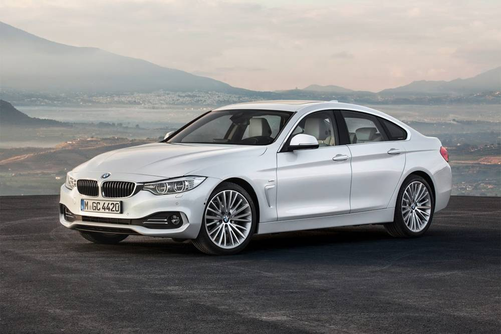 фото BMW 4 Gran Coupe 2015