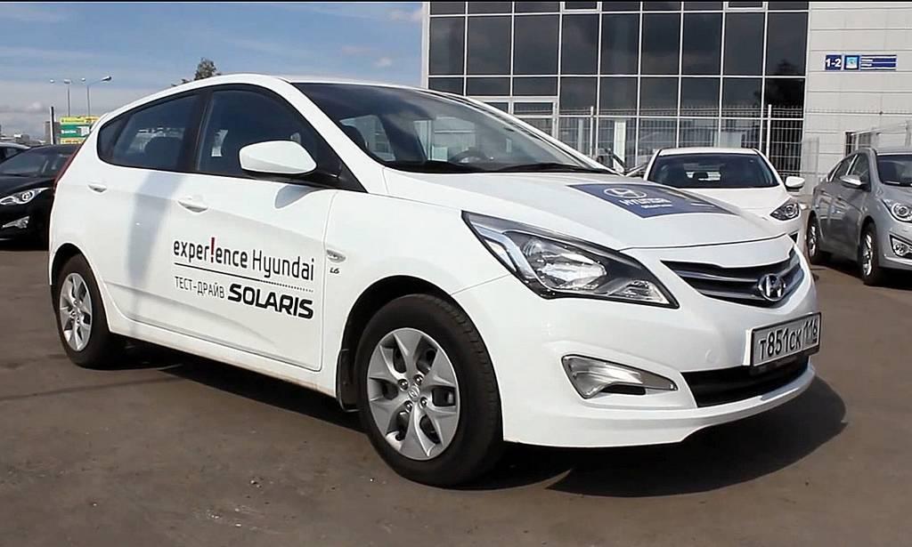 фото нового Hyundai_Solaris хэтчбек