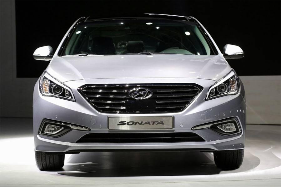 картинки Hyundai Sonata 2014-2015