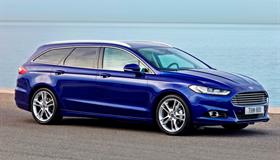 Краш-тест Ford Mondeo