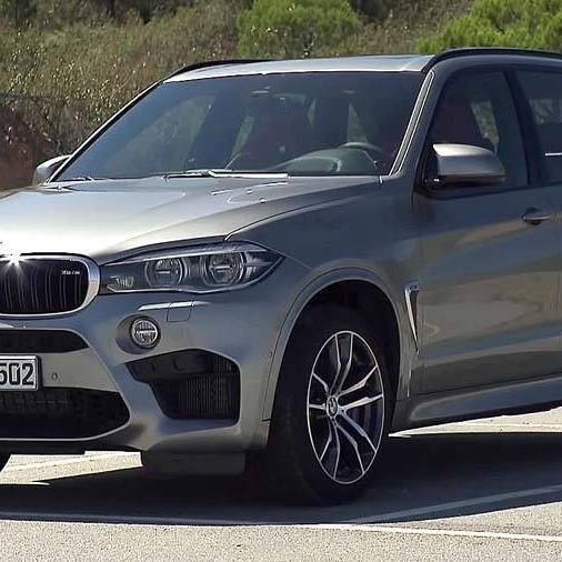 BMW X5 M 2015 – стильный