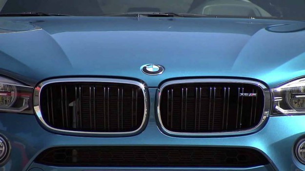 BMW X6 M 2015-2016 года – еще мощнее