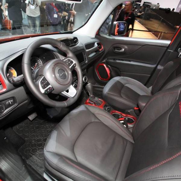 Jeep Renegade 2014-2015 – классика