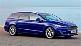 Краш-тест Ford Mondeo 2014