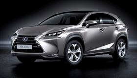 Краш-тест Lexus NX 2014
