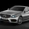 Краш-тест Mercedes-Benz C-Class 2014