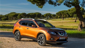 Краш-тест Nissan X-Trail 2014