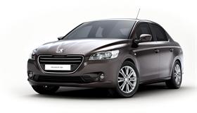 Краш-тест Peugeot 301 2014