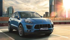 Краш-тест Porsche Macan 2014