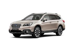 Краш-тест Subaru Outback 2014