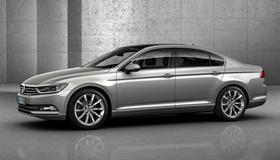 Краш-тест Volkswagen Passat 2014