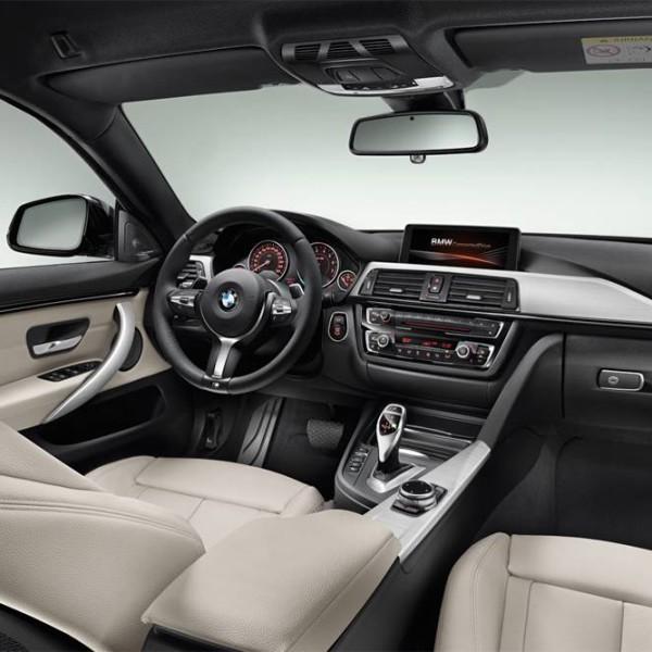 Новая БМВ 4 гран купе первые официальные фото