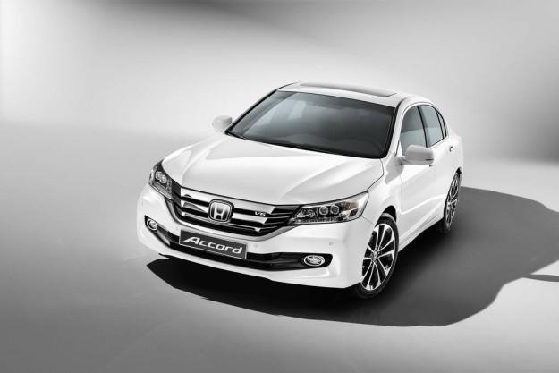 Новая Хонда Аккорд 2015 - 9 генерация