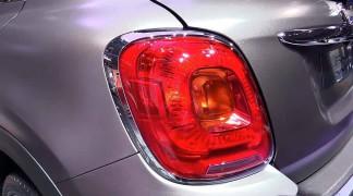 Новый Fiat 500х 2015 года - модный кроссовер