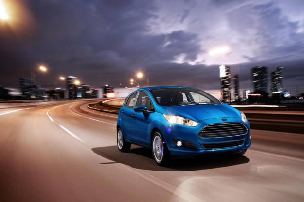 Новый Форд Фиеста 2014-2015 года. Обновление компакта
