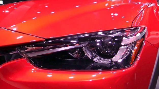 Новый кроссовер Mazda СХ-3 2015 – каким он будет