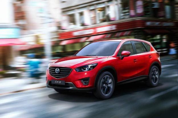 Новый Mazda CX-5 2015 – минимум вмешательства