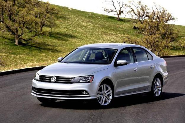 Обновление популярного Volkswagen Jetta 2015