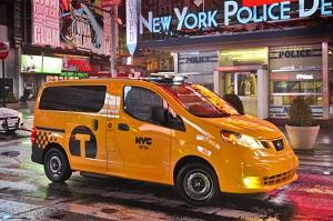У Nissan не получается стать эксклюзивным поставщиком такси для Нью-Йорка